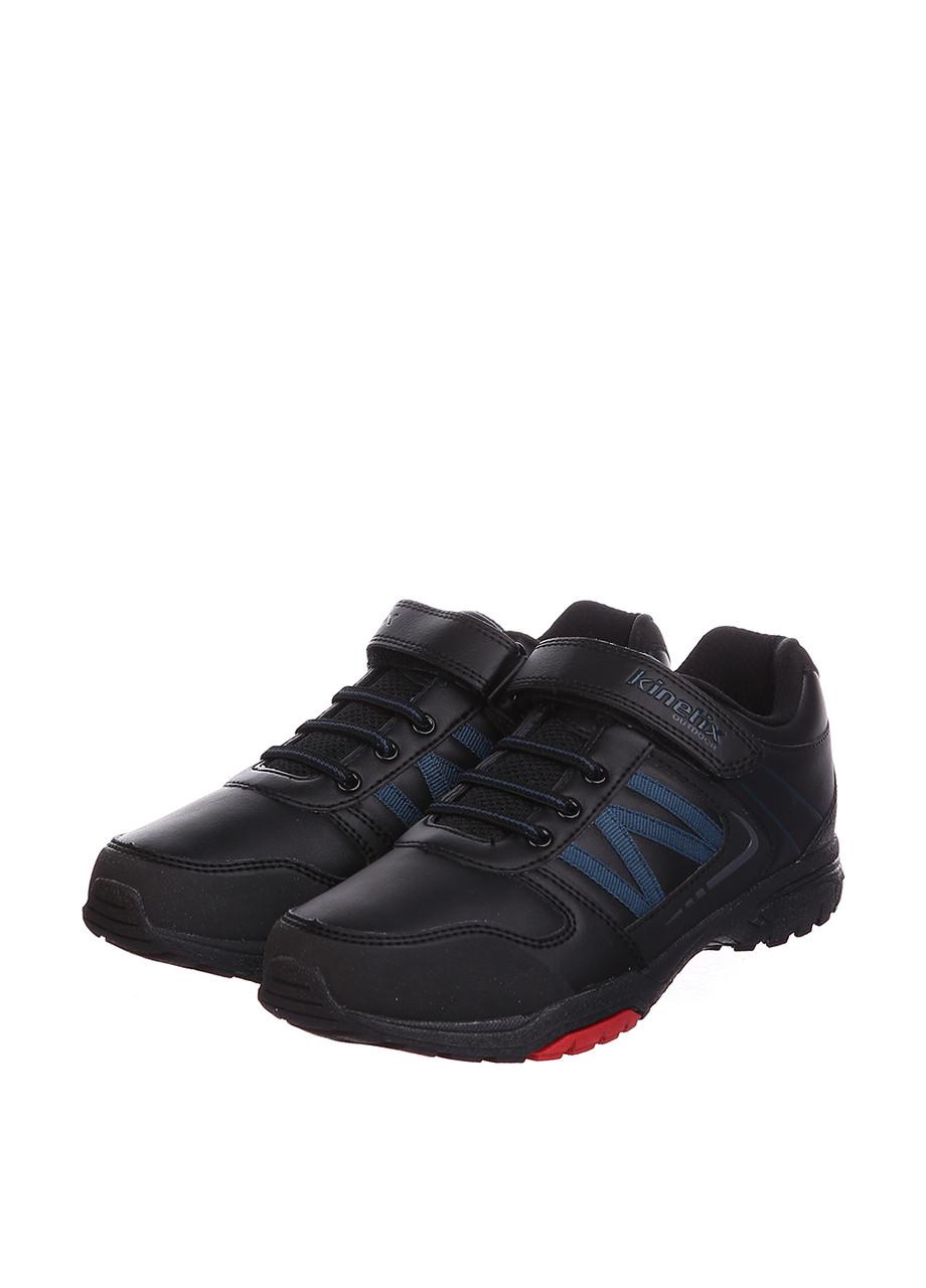 Кроссовки Kinetix IMPETUS чёрно-сине-красный