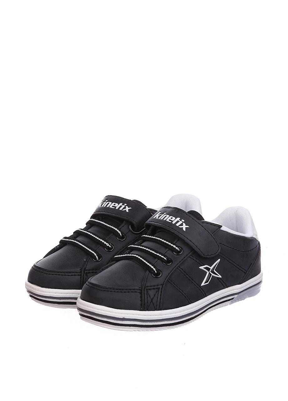 Кроссовки Kinetix KELOMY чёрно-белый
