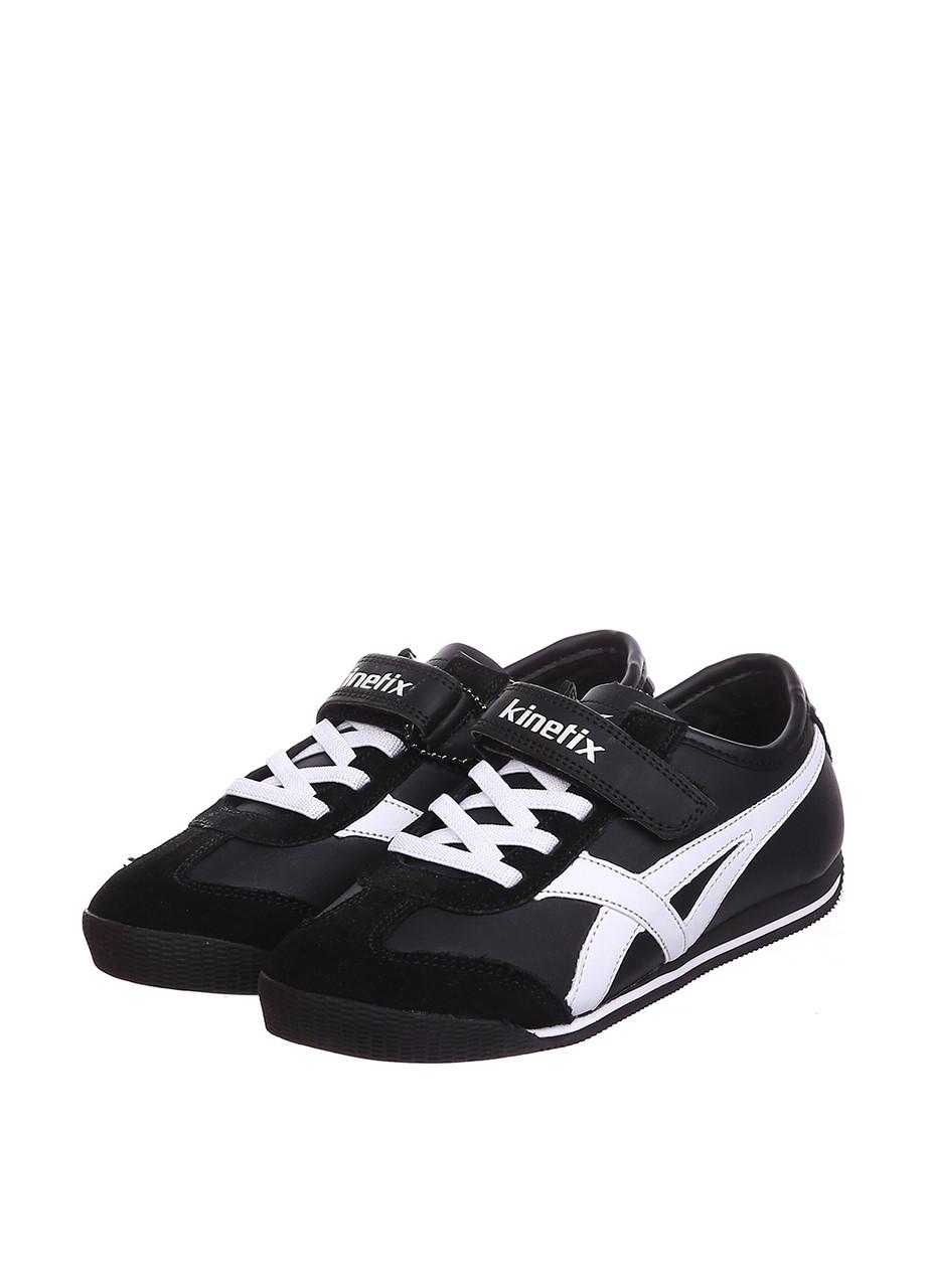 Кроссовки Kinetix SETAS чёрно-белый