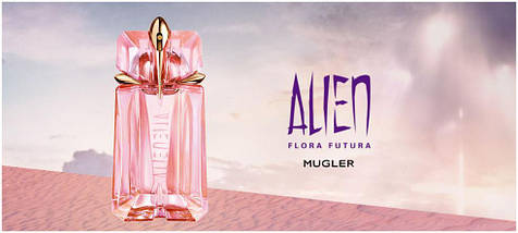 Thierry Mugler Alien Flora Futura туалетная вода 90 ml. (Тьерри Мюглер Алиан Флора Футура), фото 3