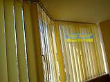 ЖАЛЮЗІ ВЕРТИКАЛЬНІ в офіс, КВАРТИРУ НА БАЛКОН, фото 7