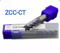 Фреза концевая радиусная ZCC-CT GM-4E 1-20mm твердосплавная