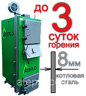 Твердотопливный котел длительного горения «ATEPLO» 120 кВт. (Украина) модель LUX-1 , фото 1