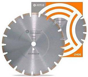 Алмазний диск ADTnS за армобетону 400x3,8x24x25,4 мм (34120014026)