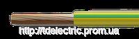 Провод монтажный гибкий ПВ-3 4 жёлто-зелёный