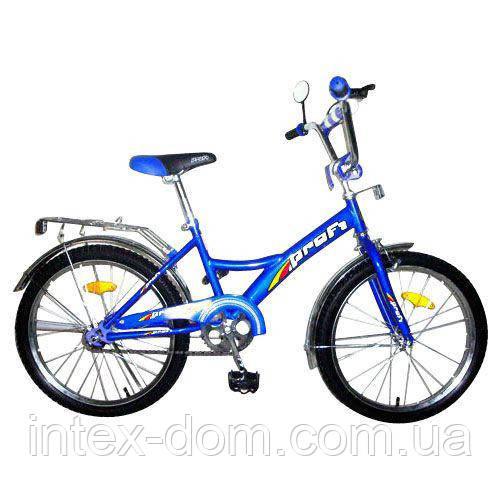 Велосипед PROFI детский 20д. P 2033A