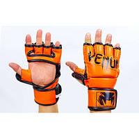 Перчатки для смешанных единоборств MMA FLEX VENUM ELITE NEO (р-р M-XL) PG-55