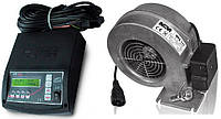 Комплект автоматики для котла Tech ST-28 + вентилятор WPA117