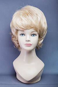 Парик пышный №11.Цвет холодный блонд
