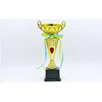 Кубок спортивный с ручками FLAME