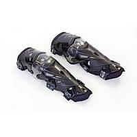 Мотозащита (колено, голень) 2шт SCOYCO (пластик, PL) MZ-012