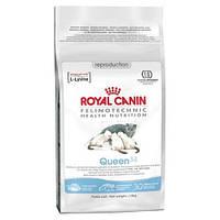 Royal Canin QUEEN 34 - корм для кошек в период течки, беременности и лактации 4кг.