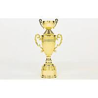 Кубок спортивный с ручками, крышкой и чашей ARES