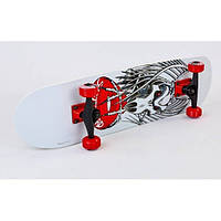 Скейтборд деревянный в сборе из канадского клена 31in SD-30
