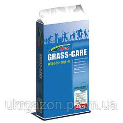 Добрива для газонів ДЦМ 14-4-8 + 3MgO + Fe
