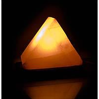 """Соляной светильник """"Треугольник"""""""