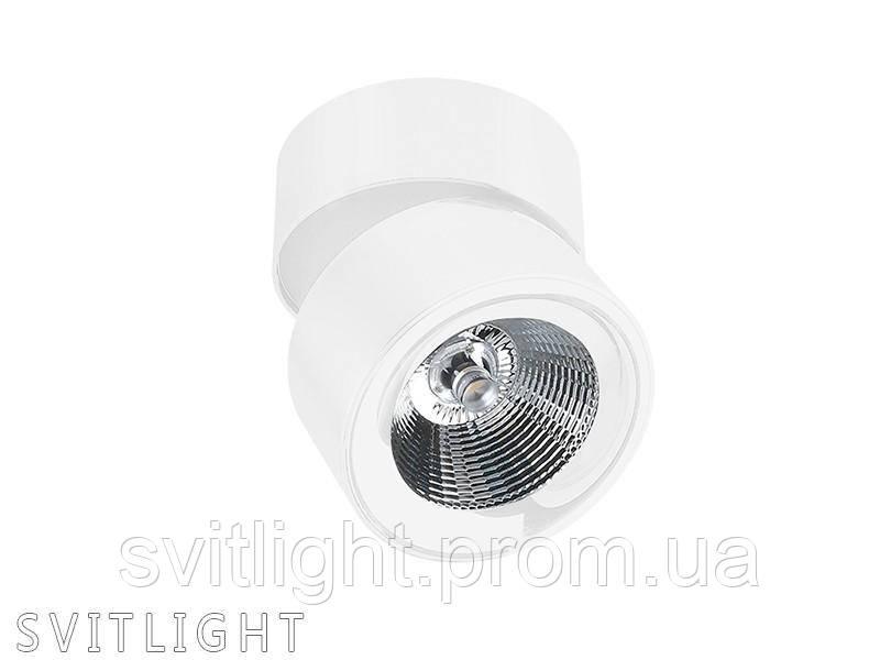 Точечный светильник накладной LC1295-M-W White Azzardo