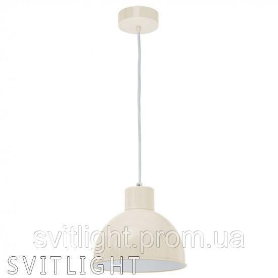 Підвісний світильник на 1 лампочку 49242 Eglo