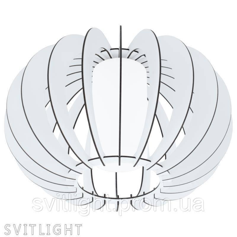 Люстра стельова на 1 лампу 95605 Eglo