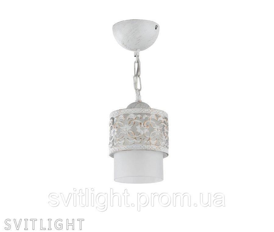 Подвесной светильник на 1 лампочку FR200-11-W/FR2200-PL-01-WG Freya
