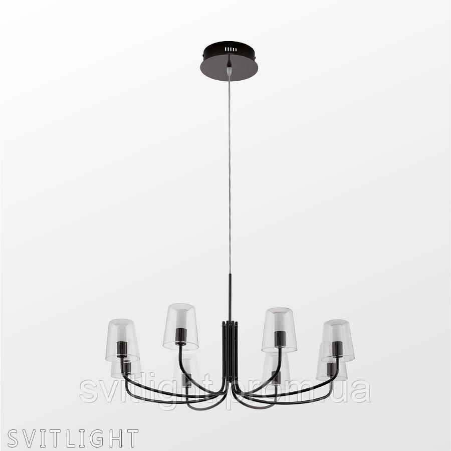 Люстра підвісна на 8 лампочок 96514 Eglo