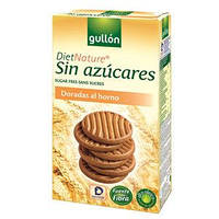 "Печенье Gullon Diet Nature ""Doradas no forno"" без сахара, 330 г"