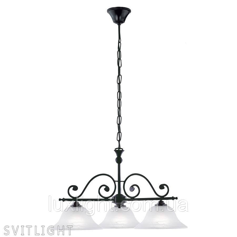 Люстра подвесная на 3 лампочки 91005 Eglo