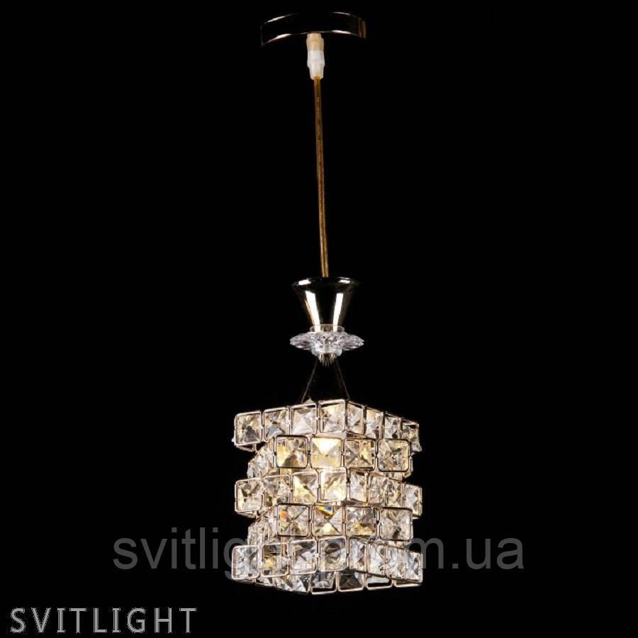 Люстра подвесная на 1 лампочку L499/1 (FGD) SR Svitlight
