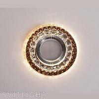 Точечный светильник встраиваемый 8299 Coffe LS Svitlight, фото 1