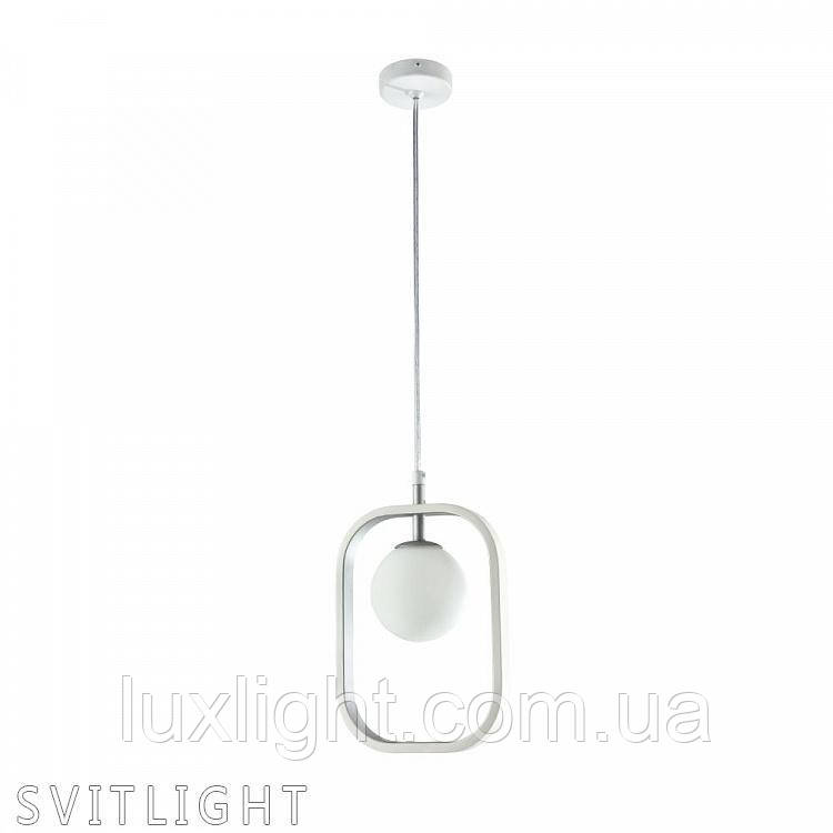 Люстра подвесная на 1 лампочку MOD431-PL-01-WS Германия