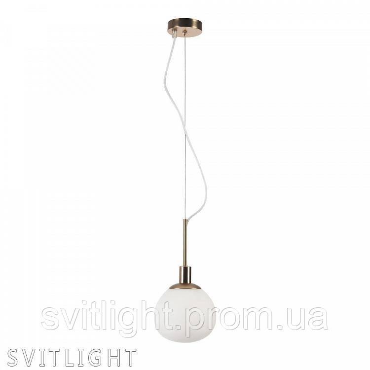 Люстра подвесная на 1 лампочку MOD221-PL-01-G Германия