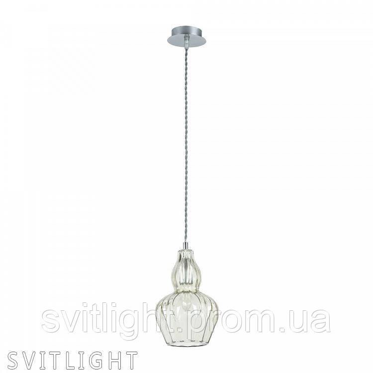 Люстра подвесная на 1 лампочку MOD238-PL-01-TR