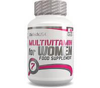 Biotech Multivitamin for Woman 60 tabl