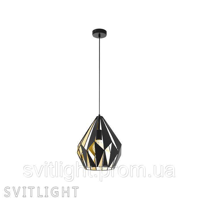 Підвісний світильник на 1 лампочку 49931 Eglo