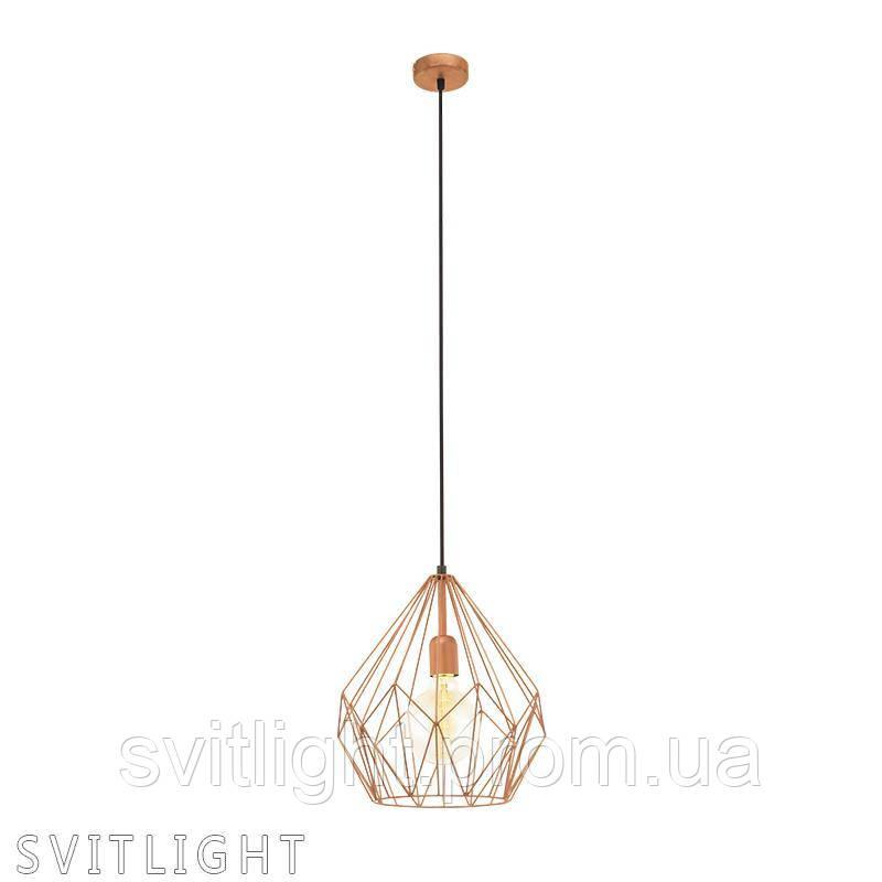 Подвесной светильник на 1 лампочку 49258 Eglo