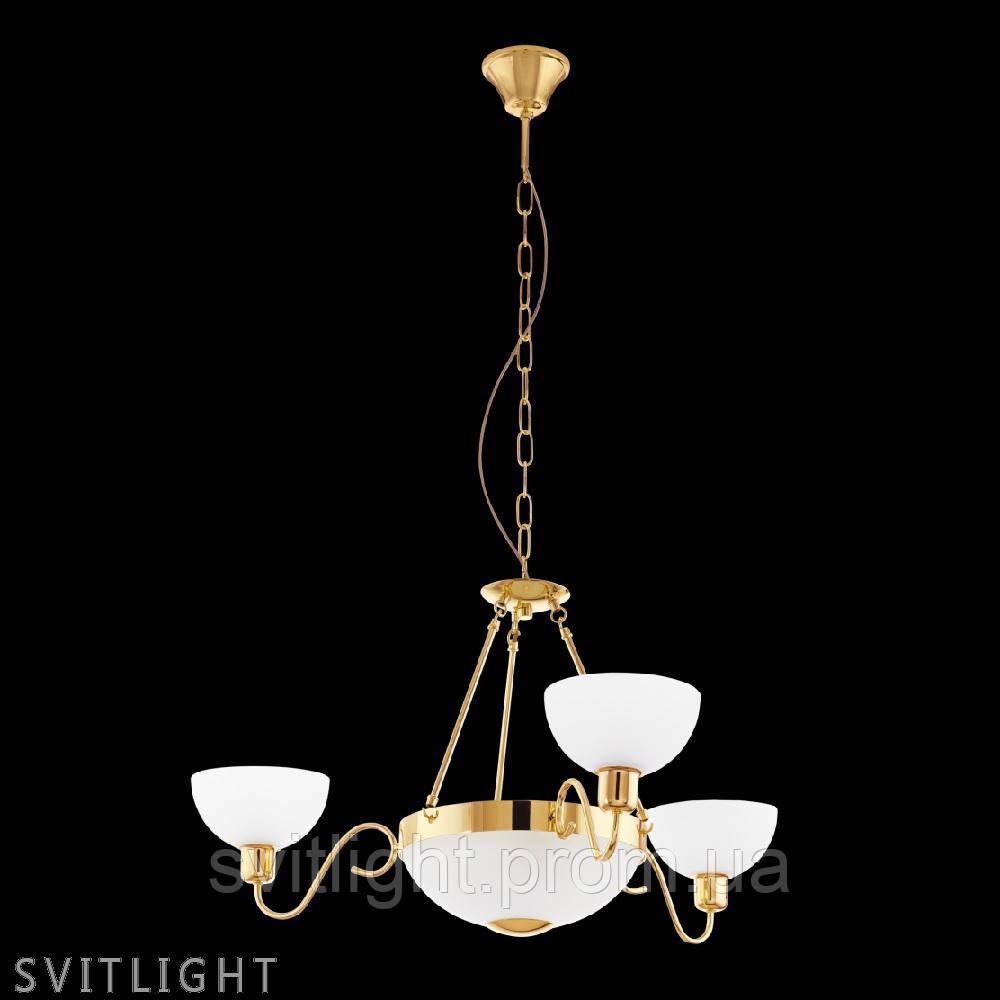 Люстра классическая на 5 лампочек 95915 Eglo