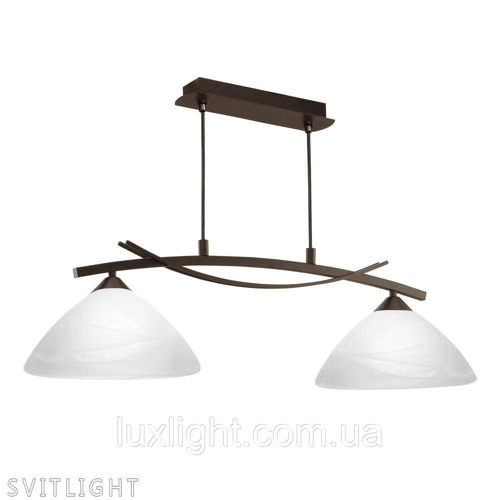 Люстра подвесная на 2 лампочки 91433 Eglo