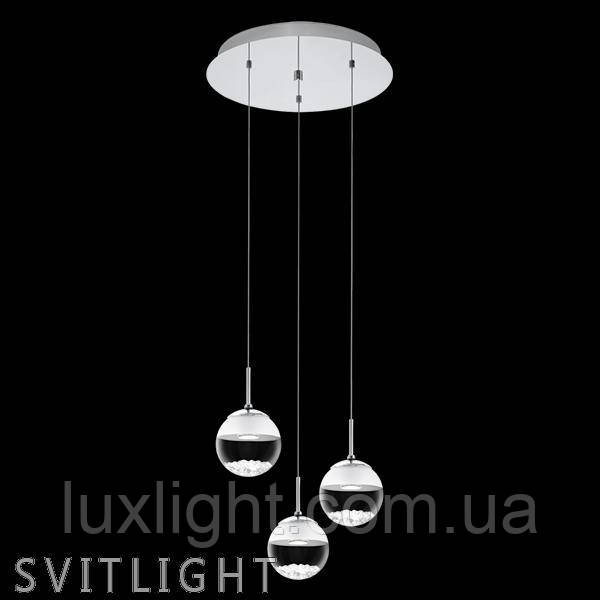 Люстра подвесная на 3 лампочки 93709 Eglo
