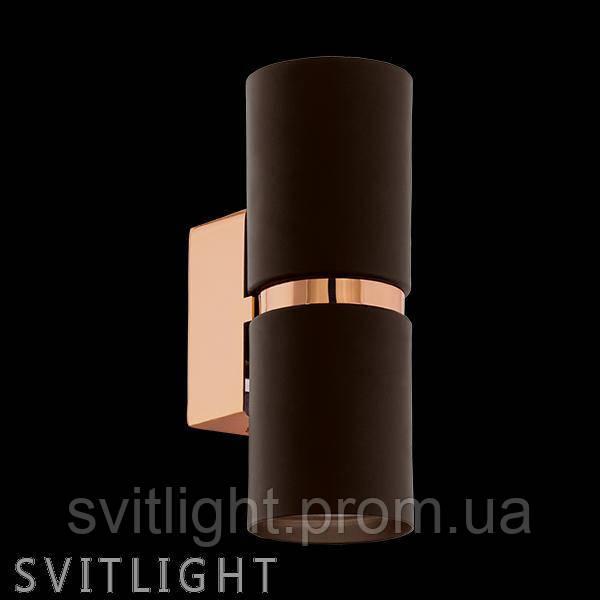 Светильник настенный на 2 лампочки 95371 Eglo