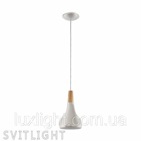 Люстра подвесная на 1 лампочку 96984 Eglo