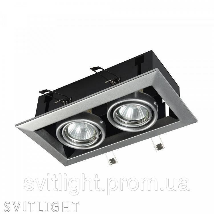 Встраиваемый светильник DL008-2-02-S Германия