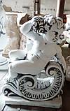 Статуя из бетона Орфей 70 см, фото 4