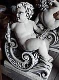Статуя из бетона Орфей 70 см, фото 3