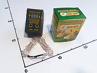 Терморегулятор от +15 до +40°С /10А  цифровой с влагомером для инкубатора ЦЫП-ЦЫП