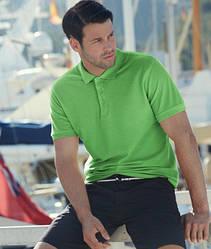 Рубашка Поло из Хлопка Premium - 63-218-0
