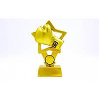 Статуэтка (фигурка) наградная спортивная Бокс Боксерская перчатка