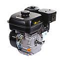 Двигатель бензиновый WEIMA WM170F-T/20 NEW (ШЛИЦЫ 20 ММ) 7 Л.С., фото 6
