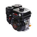 Двигатель бензиновый WEIMA WM170F-T/20 NEW (ШЛИЦЫ 20 ММ) 7 Л.С., фото 9