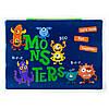 Портфель пластиковой Monsters 491236