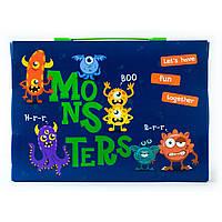 Портфель пластиковой Monsters 491236, фото 1